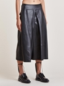 Yang Li Women's Leather Culottes Ln Cc