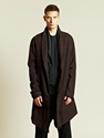 Individual Sentiments Men 27s Woven Layered Coat 7c LN CC