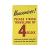 Housewives tea towel 3a Welcome to the Imperial War Museum Online Shop
