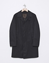 Mackintosh Dunkeld Lp Ss Cotton Coat Black Nitty Gritty Store