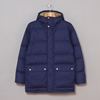 Norse Projects Willum Jacket Blue Depth Oi Polloi