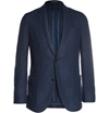 Richard James Slim Fit Wool Cotton And Cashmere Blend Blazer Mr Porter