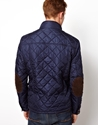 Selected Selected Quilted Jacket At Asos