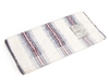 Neighbour 40 Stripe Guest Towel Ivory