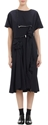Comme Des Garcons Knotted Front Dress At Barneys.Com
