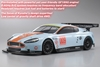 KYOSHO ef bd 9cPRODUCT 7c Aston Martin Racing DBR9 No 009 LM 2008 with KT 200 Transmitter