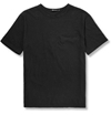 Alexander Wang Distressed Slub Cotton Jersey T Shirt Mr Porter