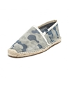 Camo Grey Espadrilles for Men from Soludos Soludos Espadrilles