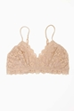 Camilla Lace Bralette Nude In Clothes Lingerie At Nasty Gal