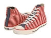 Converse Chuck Taylor c2 ae All Star c2 ae Stars and Stripes Specialty Hi Red 2fWhite Zappos com Free Shipping BOTH Ways
