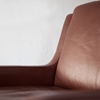 Shop Sit And Read Danish Leather Armchair
