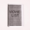 Movie List Dash Snow