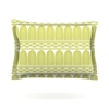 Amazon.Com Kess Inhouse Nandita Singh Tribal Cotton Pillow Sham 30 By 20 Inch Green Pattern