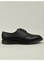 Dr Martens Men 27s M I E Black Steed Leather Shoes oki ni