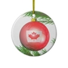 Canadian Christmas Tree Decoration Christmas ... Christmas Decorati