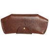 Tanner Goods Sunglass Case Dark Oak