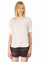 PETER JENSEN PINTUCK SLEEVE BLOUSE WOMEN JUST IN PETER JENSEN OPENING CEREMONY
