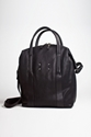 Maison Martin Margiela Shopping Bag Black Leather TR c3 88S BIEN