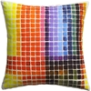 Color Block 16 Pillow In View All Pillows Throws Cb2