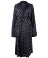 Navy Printed Long Kimono Jacket 2c Haider Ackermann Shop more women 27s jackets from the Haider Ackermann collection online at Liberty co uk