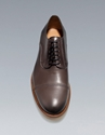 STREET OXFORD SHOE WITH BROGUEING Shoes Man ZARA United Kingdom
