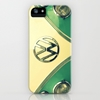 Aqua Sprinkles iPhone 26 iPod Case by RDelean 7c Society6