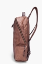 Diesel Brown Leather Forward Backpack for men 7c SSENSE
