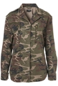 Camo Army Jacket Jackets 26 Coats Clothing Topshop