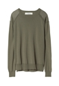 SWEATER WITH TRANSPARENT SHOULDERS Knitwear Woman ZARA United States