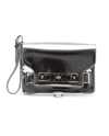 PROENZA SCHOULER 7c PS11 Mini Metallic Hologram Leather Bag 7c Browns fashion 26 designer clothes 26 clothing