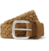 Anderson 27s c2 a0Woven Suede and Fabric Belt c2 a0 7c c2 a0MR PORTER