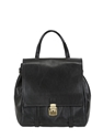 Ghibli Leather Backpack Luisaviaroma Luxury Shopping Worldwide Shipping Florence