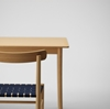 Mjolk Lightwood Table By Jasper Morrison Lightwood Table Web