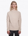 Acne Studios Clifton Sweater Beige Tres Bien
