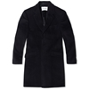 Our Legacy Classic Coat Soft Black Wool