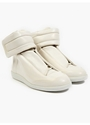22 Men's White Decoloured Leather Future Sneakers