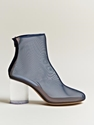 Maison Martin Margiela Defile Women's Sheer Trunk Boots