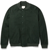 Band Of Outsiders Brushed Wool And Cotton Blend Bomber Jacket Mr Porter