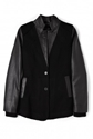 Marc by Marc Jacobs 7c Nuveen Leather Jacket by Marc By Marc Jacobs
