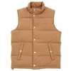 A P C x Carhartt Down Vest Carhartt Brown 