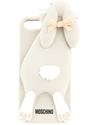 Moschino Coque De Protection Iphone A Design De Lapin Stefania Mode Farfetch.Com