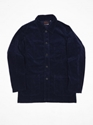 Vetra Corduroy Work Jacket Navy 7c Present London