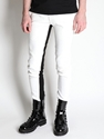 Gareth Pugh Men 27s Super Skinny Trouser in white at oki ni