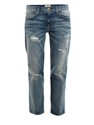 The Boyfriend Low Rise Jeans Current Elliott Matchesfashio...