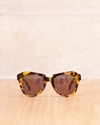 Number One Tortoise Sunglasses By Karen Walker