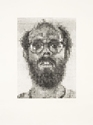 Chuck Close 7c Self Portrait 2c 1988 7c Artsy