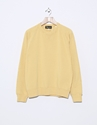 Levi's Vintage Clothing 50S Crew Sweatshirt Yellow Nitty Gritty Store