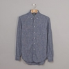 Gitman Vintage Button Down Vintage Shirt French Chambray 7c Oi Polloi