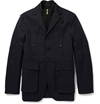 Burberry London Huntswood Tech Canvas Jacket And Quilted Gilet Mr Porter