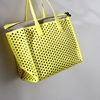 Perforated Shopper Bag Handbags Woman Zara United Kingdom